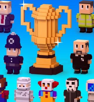 Blocky Soccer Ekran Görüntüleri - 1