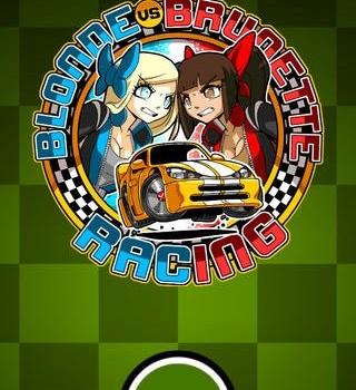 Blonde vs Brunette Racing Ekran Görüntüleri - 5