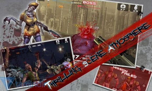 Blood Zombies HD Ekran Görüntüleri - 2