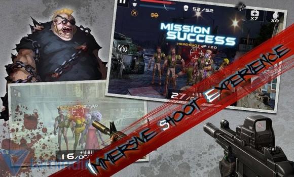 Blood Zombies HD Ekran Görüntüleri - 1