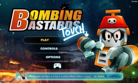 Bombing Bastards: Touch! Ekran Görüntüleri - 3
