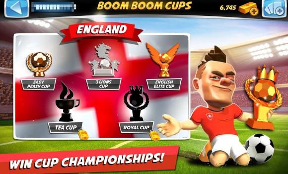 Boom Boom Soccer Ekran Görüntüleri - 3