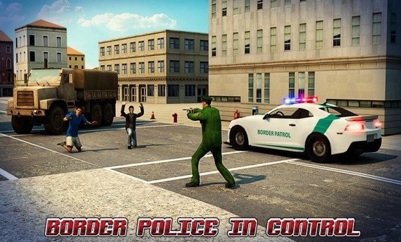 Border Police Adventure Sim 3D Ekran Görüntüleri - 5
