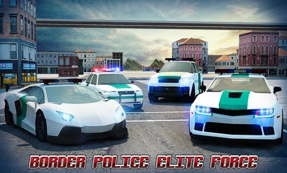 Border Police Adventure Sim 3D Ekran Görüntüleri - 3