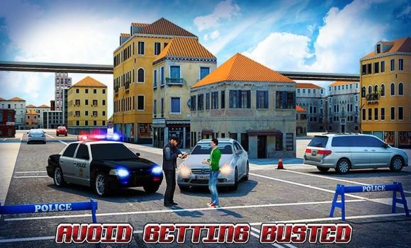 Border Police Adventure Sim 3D Ekran Görüntüleri - 1