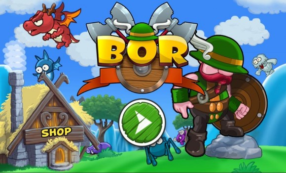 Bor's Adventures Ekran Görüntüleri - 1