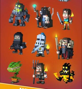 Boxy Kingdom Ekran Görüntüleri - 1