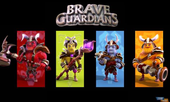 Brave Guardians Ekran Görüntüleri - 4