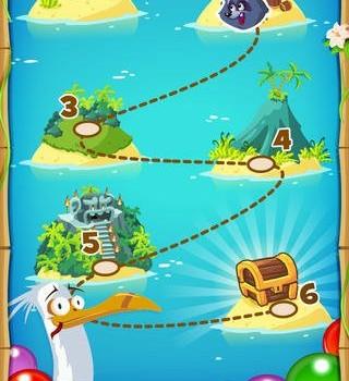 Bubble Island Ekran Görüntüleri - 1