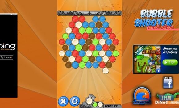 Bubble Shooter Evolution Ekran Görüntüleri - 2