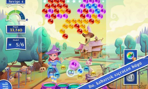 Bubble Witch Saga 2 Ekran Görüntüleri - 4