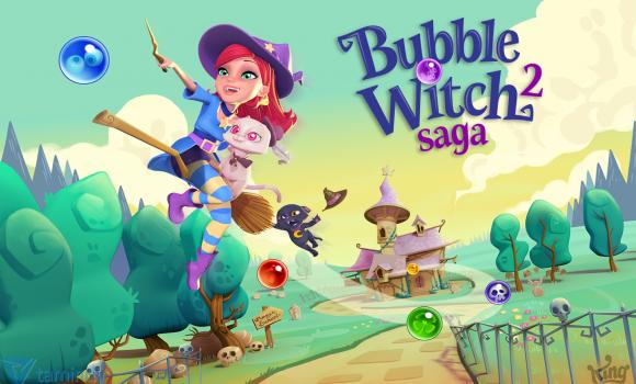 Bubble Witch Saga 2 Ekran Görüntüleri - 1