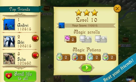 Bubble Witch Saga Ekran Görüntüleri - 2