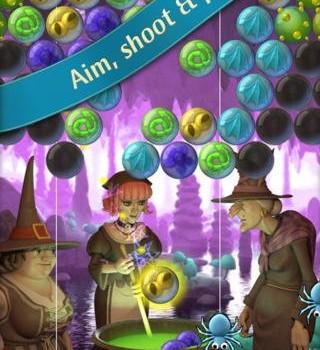 Bubble Witch Saga Ekran Görüntüleri - 5