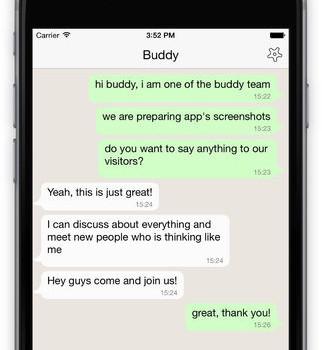 Buddy Ekran Görüntüleri - 1