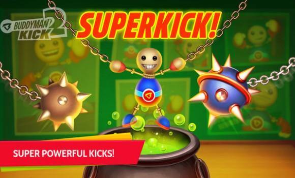 Buddyman Kick 2 Ekran Görüntüleri - 4
