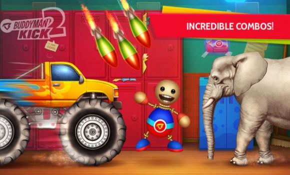 Buddyman Kick 2 Ekran Görüntüleri - 3