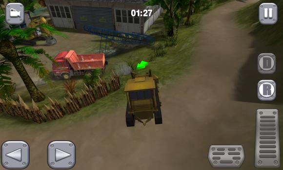 Bull Dozer Driver 3D: Offroad Ekran Görüntüleri - 5