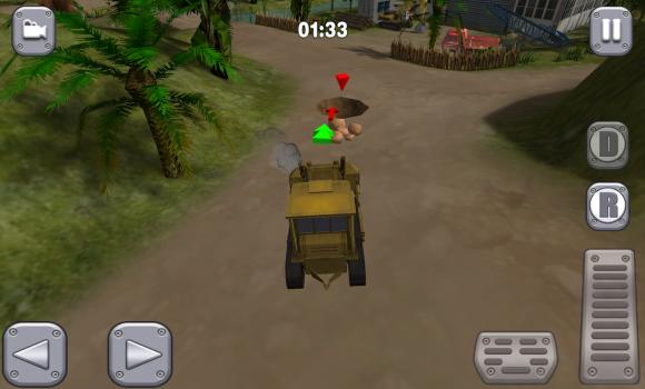 Bull Dozer Driver 3D: Offroad Ekran Görüntüleri - 4