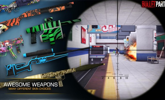 Bullet Party CS 2 : GO STRIKE Ekran Görüntüleri - 3
