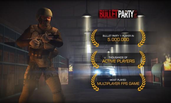 Bullet Party CS 2 : GO STRIKE Ekran Görüntüleri - 1