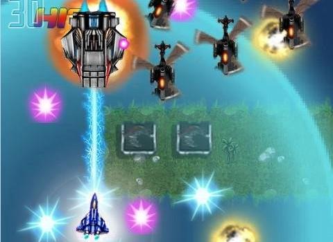 Bullet Sky-Air Fighter 2014 Ekran Görüntüleri - 7