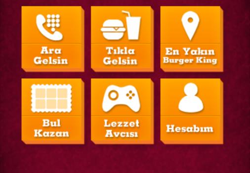 Burger King Türkiye Ekran Görüntüleri - 6