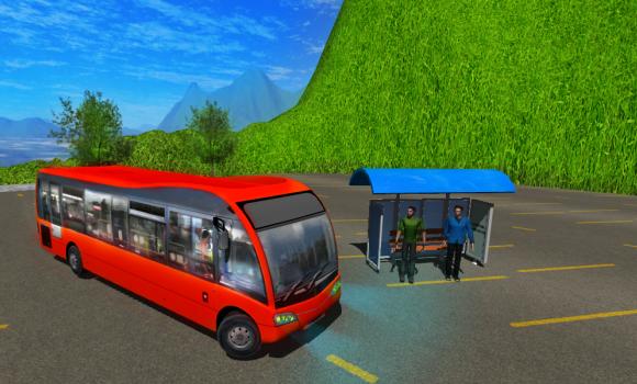 Bus Driver 3D Ekran Görüntüleri - 1