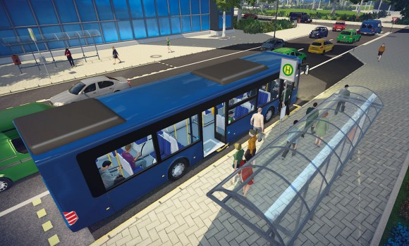 Bus Simulator 16 Ekran Görüntüleri - 1