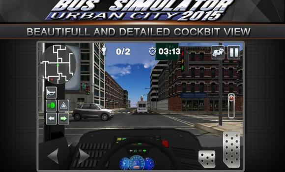 Bus Simulator 2015: Urban City Ekran Görüntüleri - 8