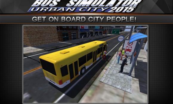 Bus Simulator 2015: Urban City Ekran Görüntüleri - 7