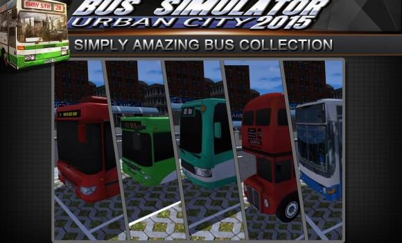 Bus Simulator 2015: Urban City Ekran Görüntüleri - 6