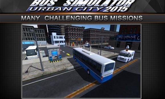 Bus Simulator 2015: Urban City Ekran Görüntüleri - 3