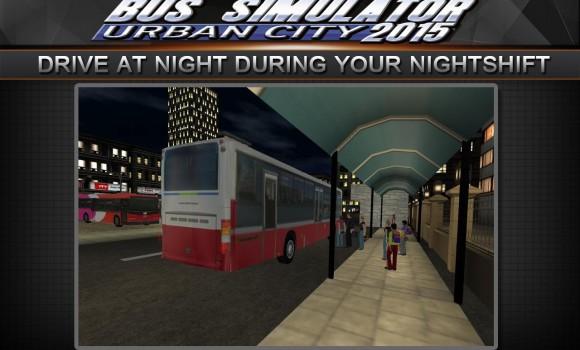 Bus Simulator 2015: Urban City Ekran Görüntüleri - 2