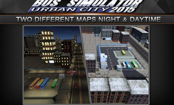 Bus Simulator 2015: Urban City Ekran Görüntüleri - 1