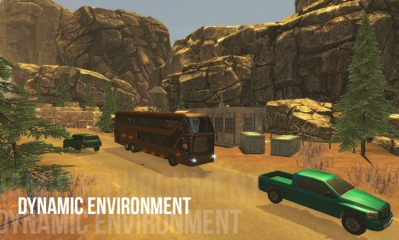 Bus Simulator : Coach Driver Ekran Görüntüleri - 5