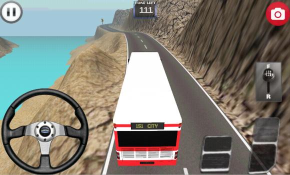 Bus Speed Driving 3D Ekran Görüntüleri - 3