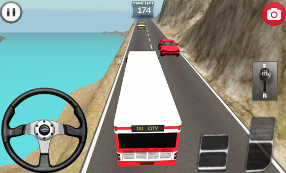 Bus Speed Driving 3D Ekran Görüntüleri - 2