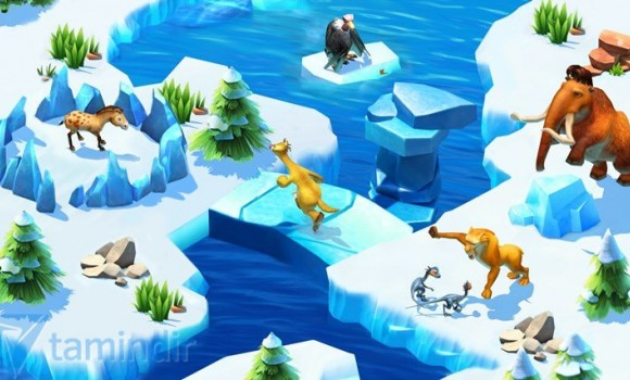 Buz Devri Maceraları Ekran Görüntüleri - 4