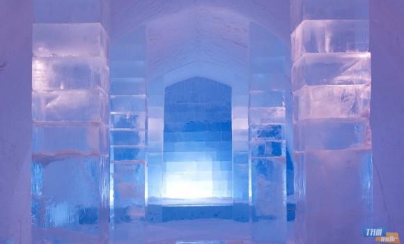 Buzdan Kaleler Teması Ekran Görüntüleri - 1