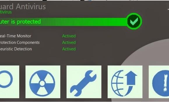 C-Guard Antivirus Ekran Görüntüleri - 4