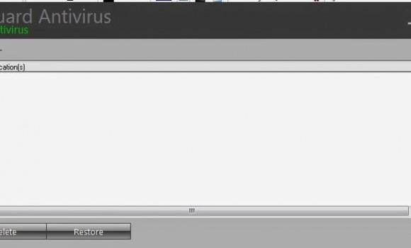 C-Guard Antivirus Ekran Görüntüleri - 3