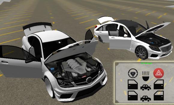 C63 Driving Simulator Ekran Görüntüleri - 3
