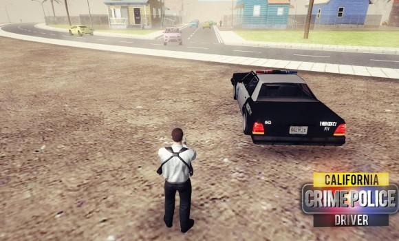California Crime Police Driver Ekran Görüntüleri - 2