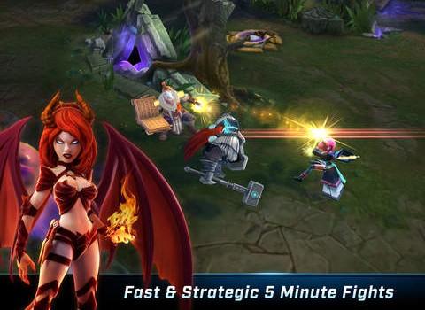 Call of Champions Ekran Görüntüleri - 4