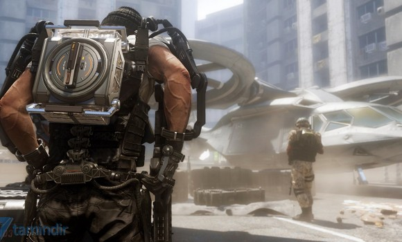 Call of Duty: Advanced Warfare Ekran Görüntüleri - 8