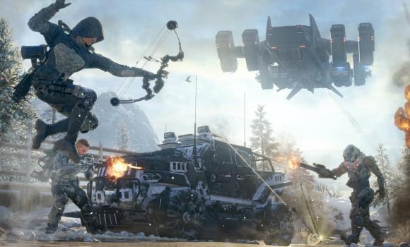 Call of Duty: Black Ops 3 - Multiplayer Starter Pack Ekran Görüntüleri - 1