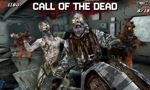 Call of Duty Black Ops Zombies Ekran Görüntüleri - 3