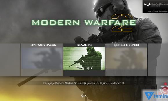 Call of Duty Modern Warfare 2 Türkçe Yama Ekran Görüntüleri - 5