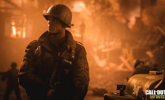 Call of Duty WWII Ekran Görüntüleri - 5